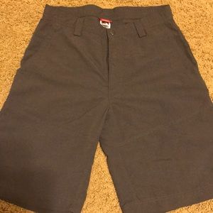 Men's North Face performance shorts- 32